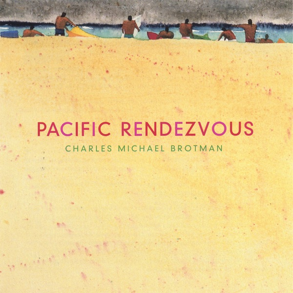 Pacific rendezvous wedding