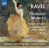 Ravel Orchestral Works Vol 1