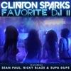 Favorite DJ II feat Sean Paul Ricky Blaze Supa Dups Single