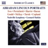 Lincoln Portrait Project Morton Gould Aaron Copland Paul Turok