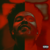 The Weeknd - Blinding Lights artwork