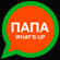 Папа What's Up - Баста