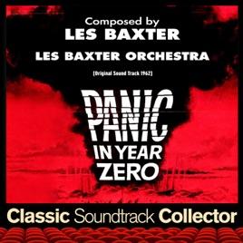 The baxter movie soundtrack