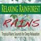 Relaxing Rainforest Rains Tropical Rain Sounds for Deep Relaxation