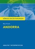 Andorra von Max Frisch.