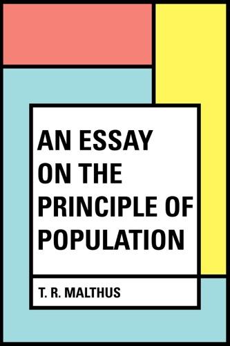 Malthus essay on population first edition