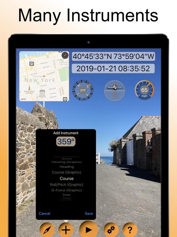 Timestamp Camcorder Pro: Maps Screenshots