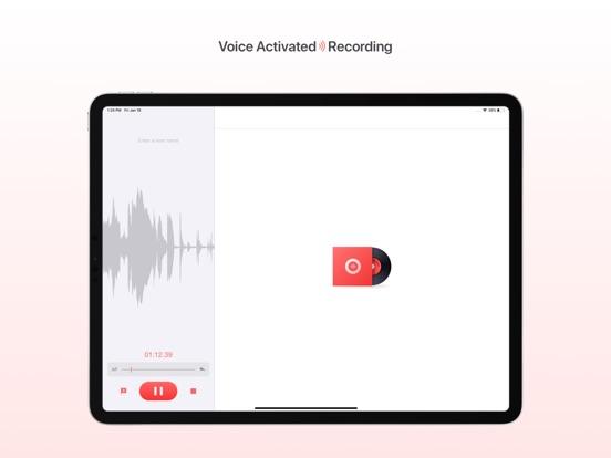 Voice Recorder - Recording + Screenshots