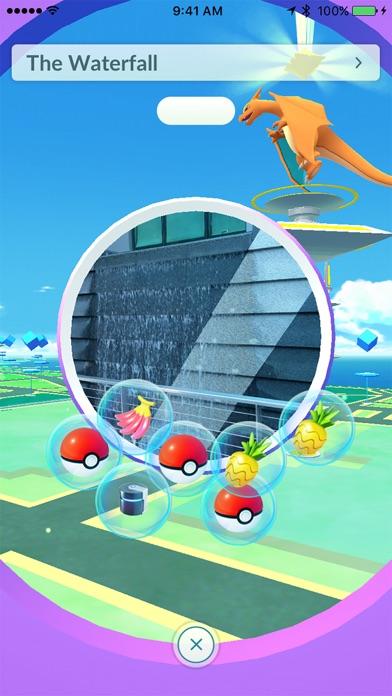 Pokémon GO Screenshots