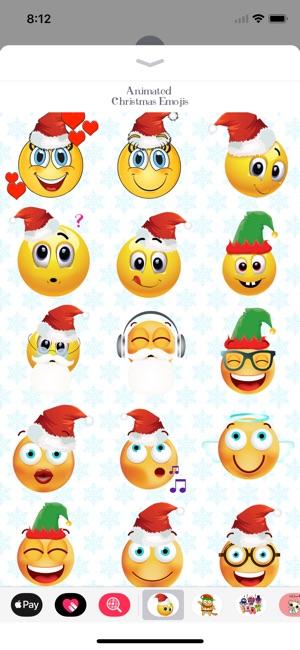 圣诞符号表情-图片动画表情包女生跑步表情恐怖图片