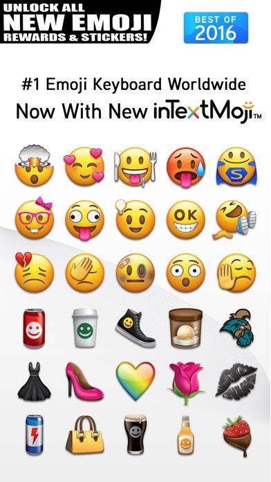 Emoji - inTextMoji™ Pro ;) Screenshots