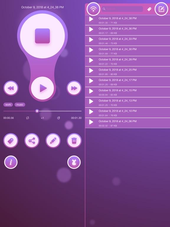 Voice Recorder PRO - Memos Screenshots