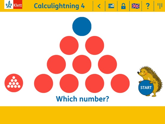 Calculightning 4 - Maths Screenshots