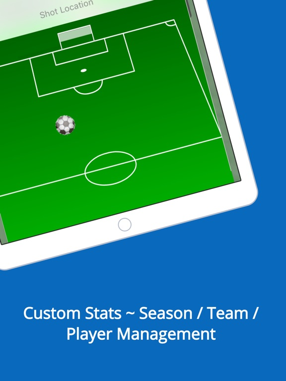 Soccer Stat Recorder 3000 Screenshots
