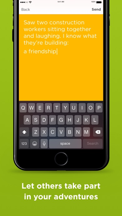 Jodel - The Hyperlocal App Screenshots