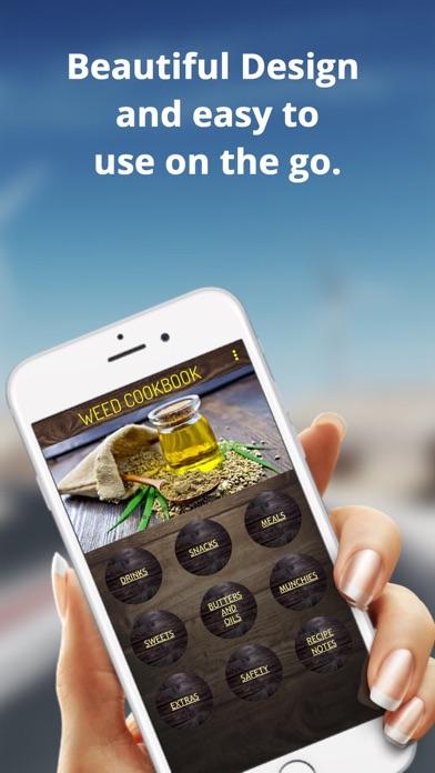 Mega Weed Cookbook-PRO Screenshots