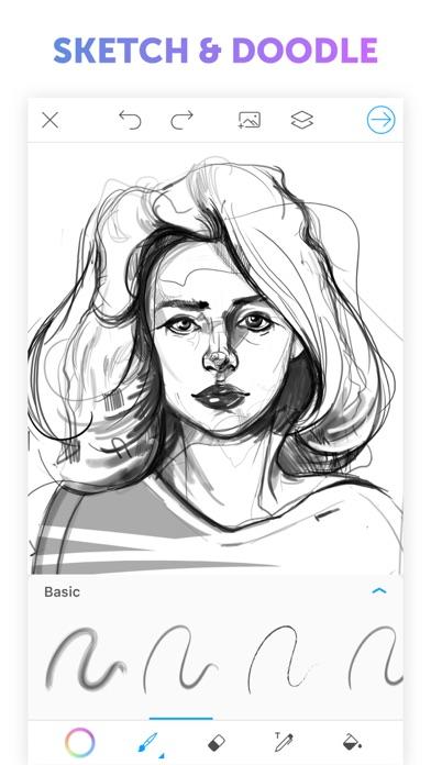 picsart手绘图素材