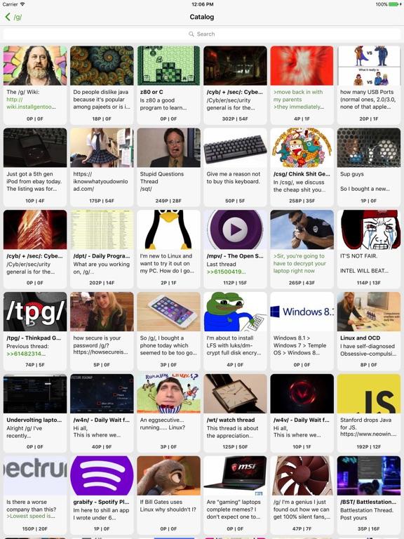 The Chan Screenshots