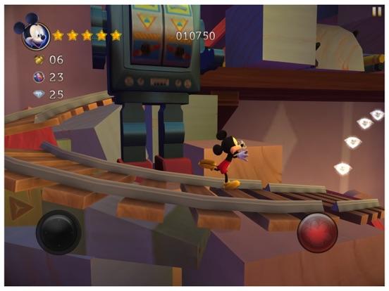 Castle of Illusion Screenshots