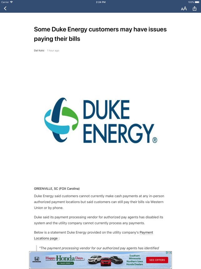 duke energy login