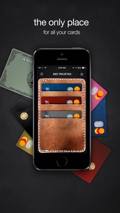 Wallet S Screenshots