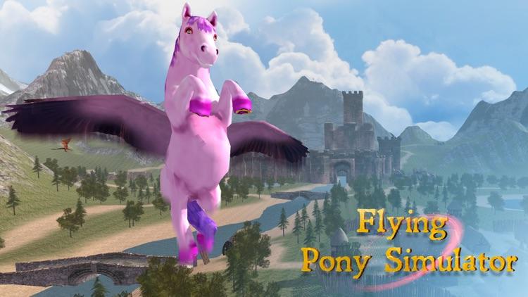 Flying Horse  Play Free Flying Horse Game at HorseGamesorg