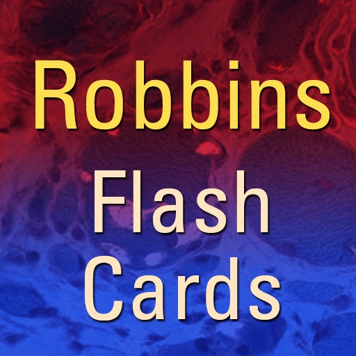 Robbins Pathology Flash Cards icon