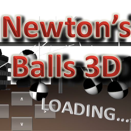 Newton's Balls 3D for iPad -Free-