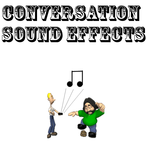 Conversation Sound Effects - FREE icon