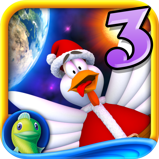 Chicken Invaders 3: Revenge of the Yolk Christmas Edition (Full) icon