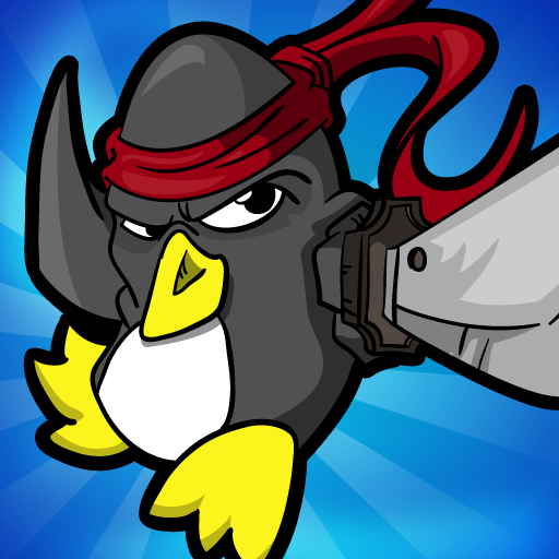 Ninja Penguin Rampage icon