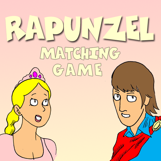 Rapunzel's Tangled Trouble - Matching Game