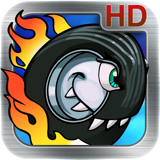 Mad Wheels HD icon