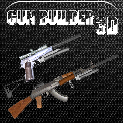 Gun Builder 3D - Extreme