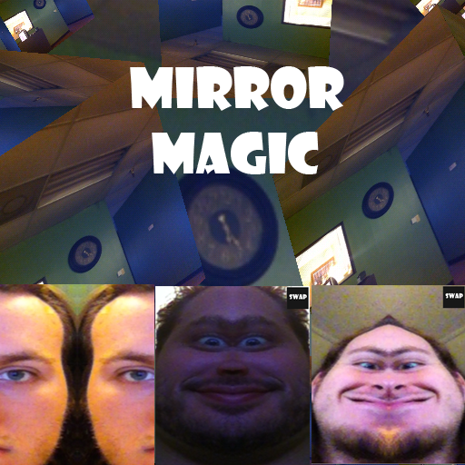 Mirror Magic - The Crazy Photo Lens and Mirror ... icon