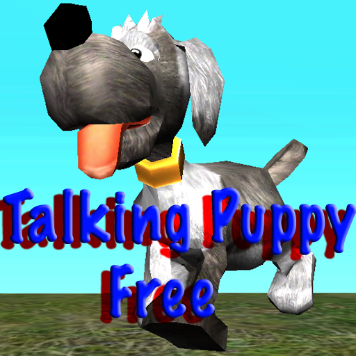 Talking Puppy - The Free Interactive Pet for iPad
