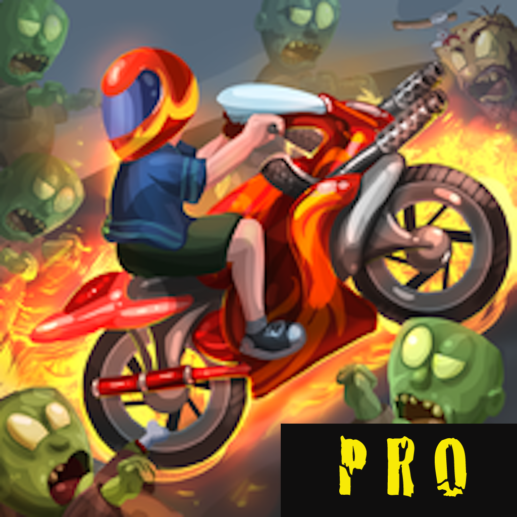 Zombikes - Burn the roads - Pro