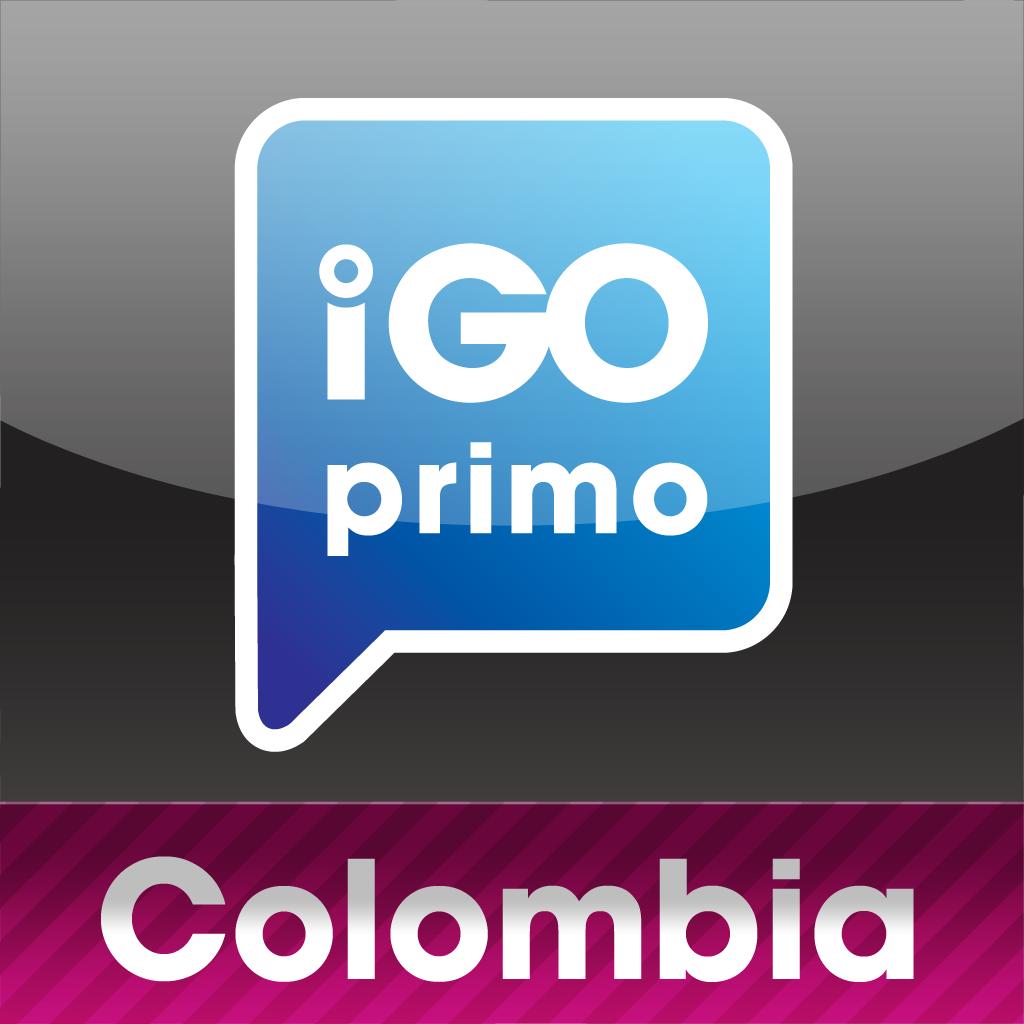 Colombia - iGO primo app