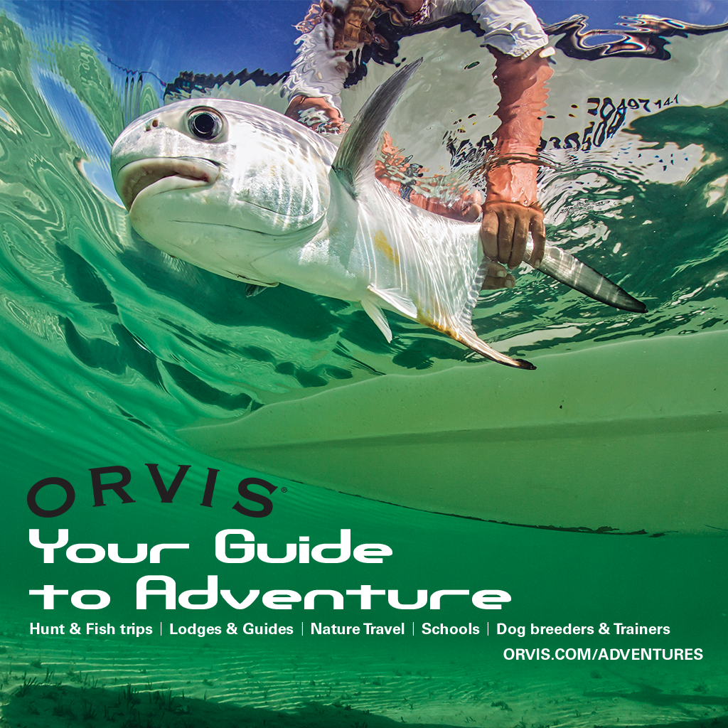 Orvis Guide to Adventures