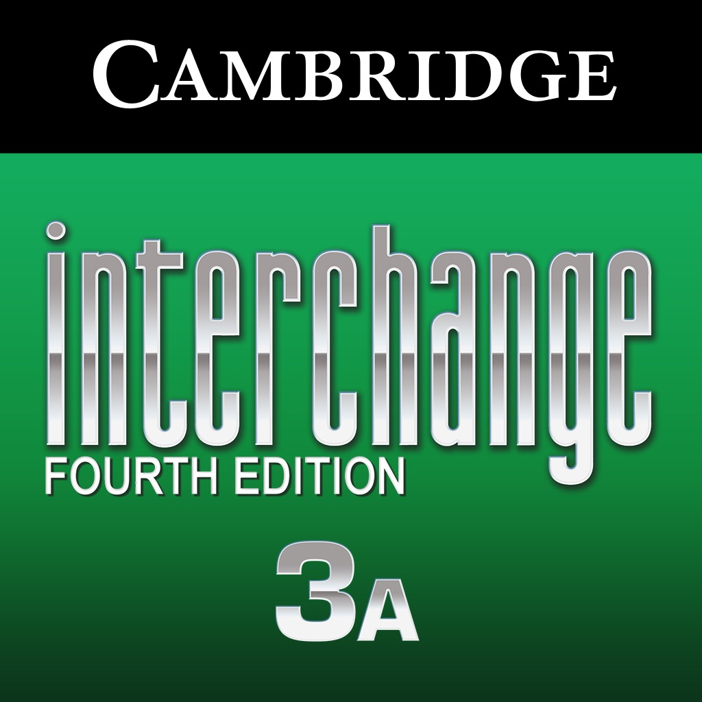 Interchange Fourth Edition, Level 3 A