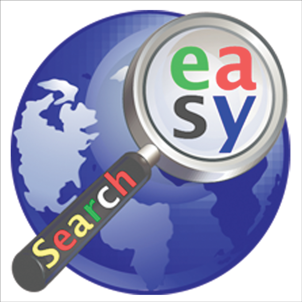 Easy Search for Google Apps + Facebook, Pinterest, Amazon, Yahoo and more