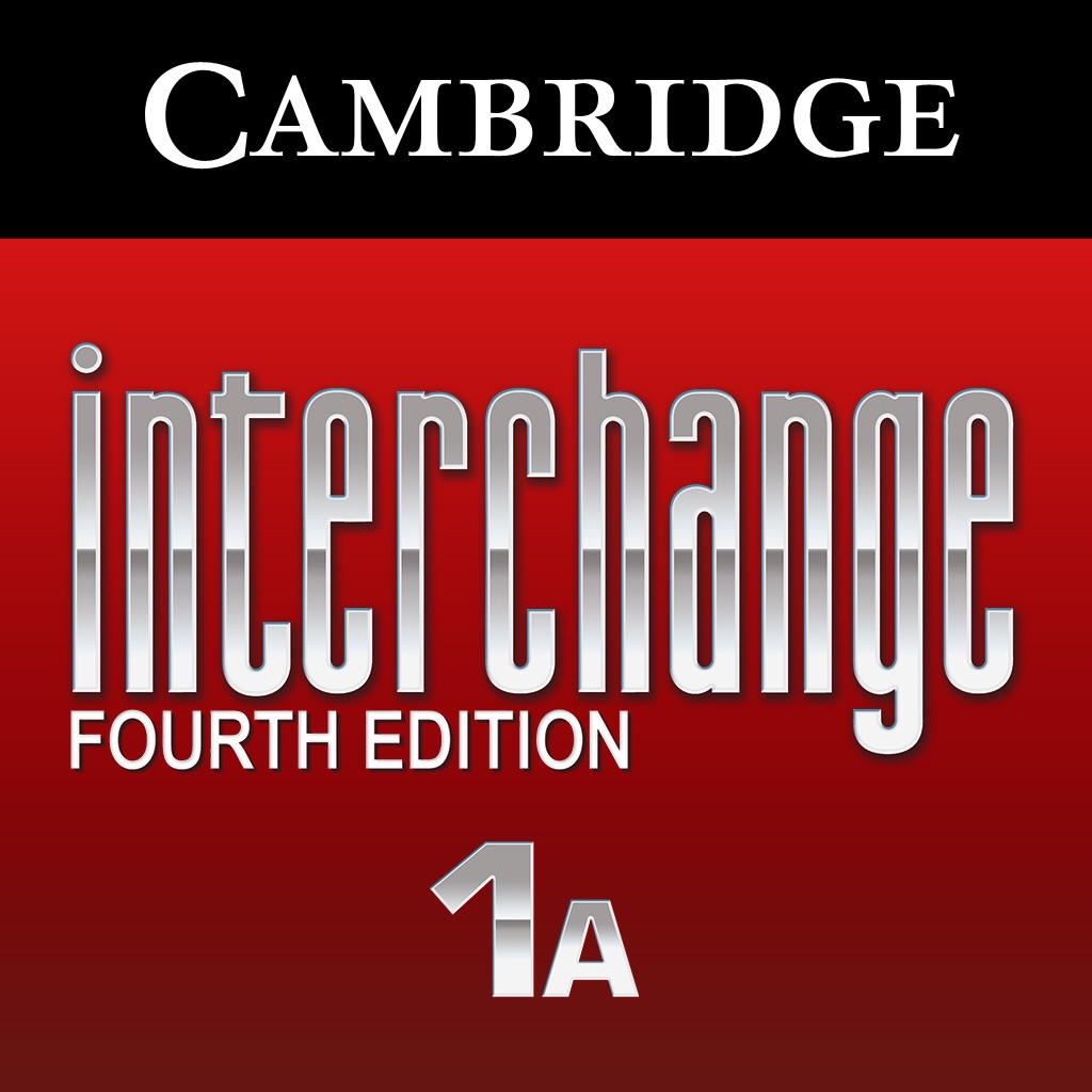 Interchange Fourth Edition, Level 1 A