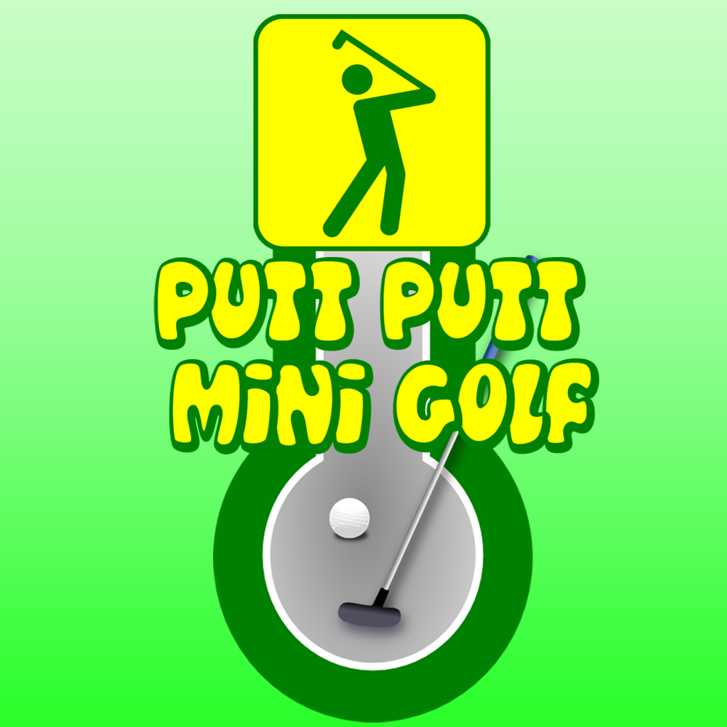 Pocket Putt Mini Golf - Free 3D Miniature Golf icon
