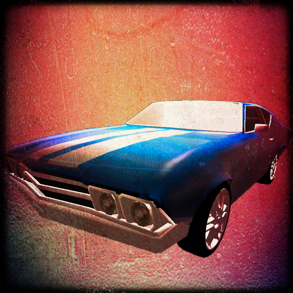 Retro Car Builder 3D Free - Custom Body Shop and Classic Car Cruiser