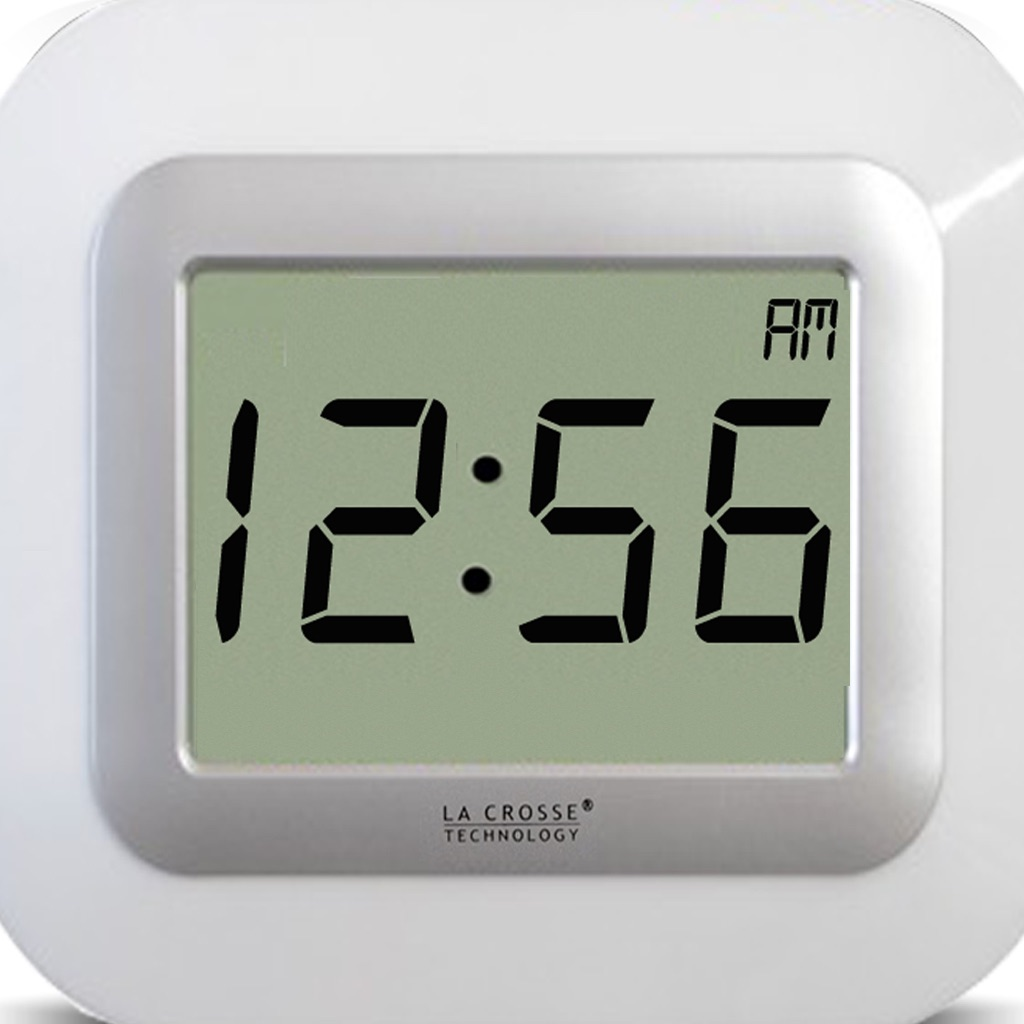 Desk Clock Digital