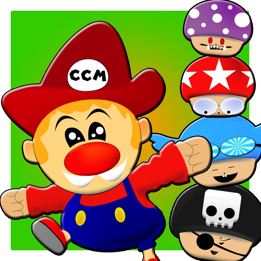"Mushroom Land ""Super Adventure Puzzle Edition"""