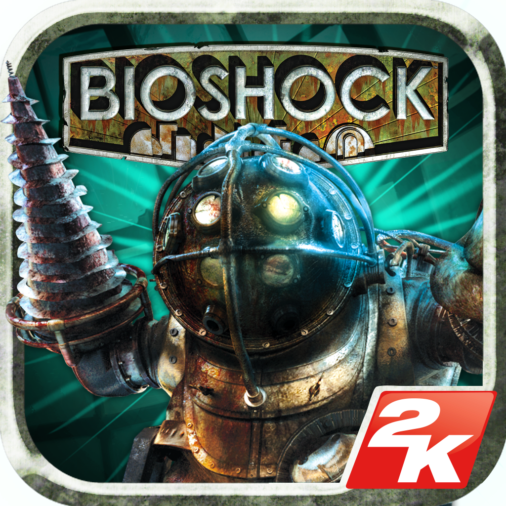 Hey Big Daddy - Bioshock is Now Optimized for the iPhone 6 and 6 Plus