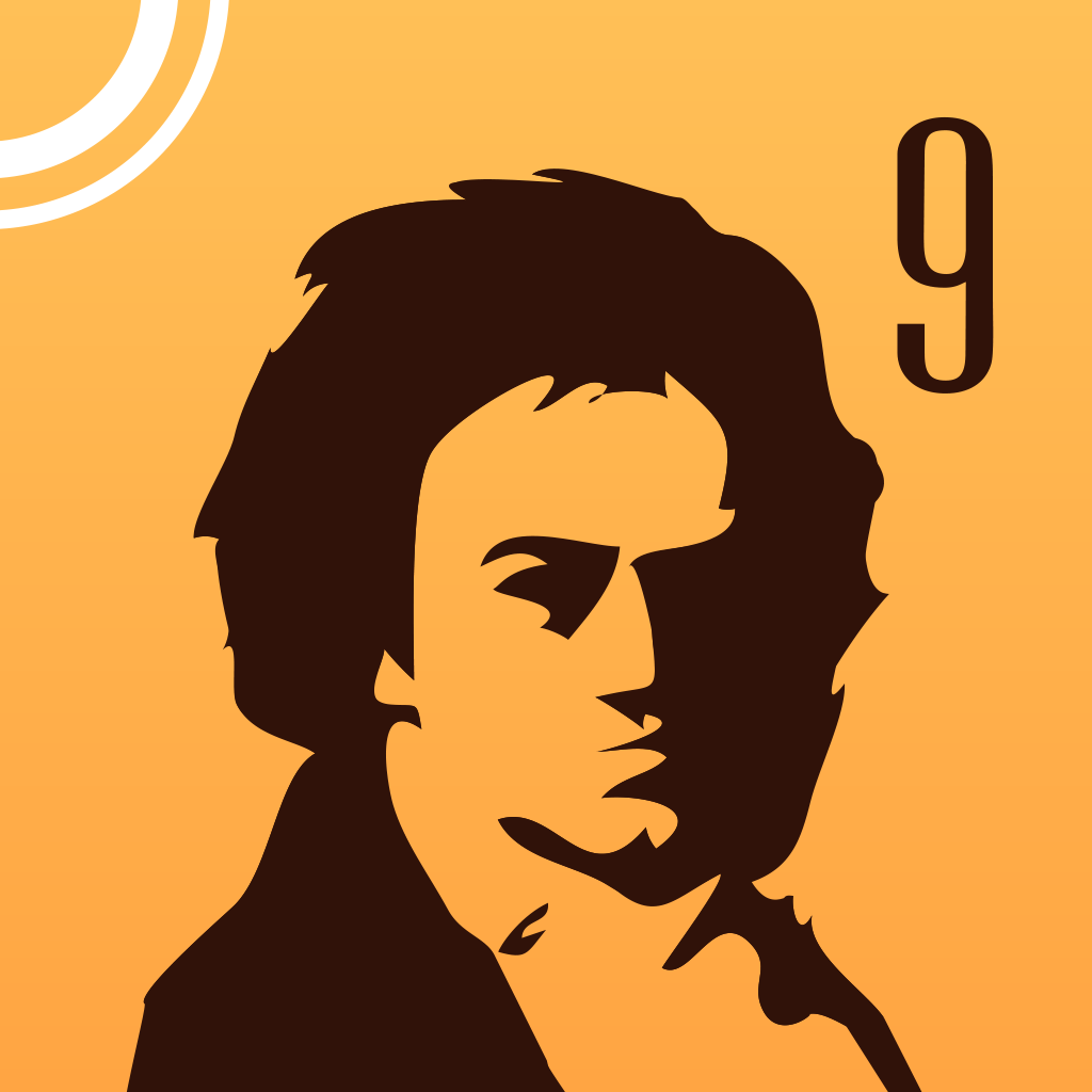Beethoven's 9th Symphony for iPhone