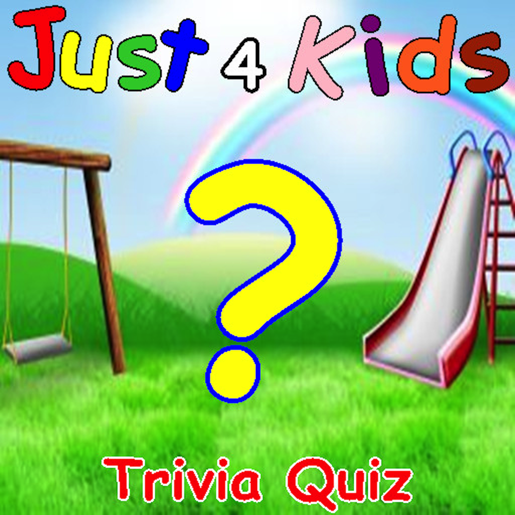 Just 4 Kids Trivia - FREE icon