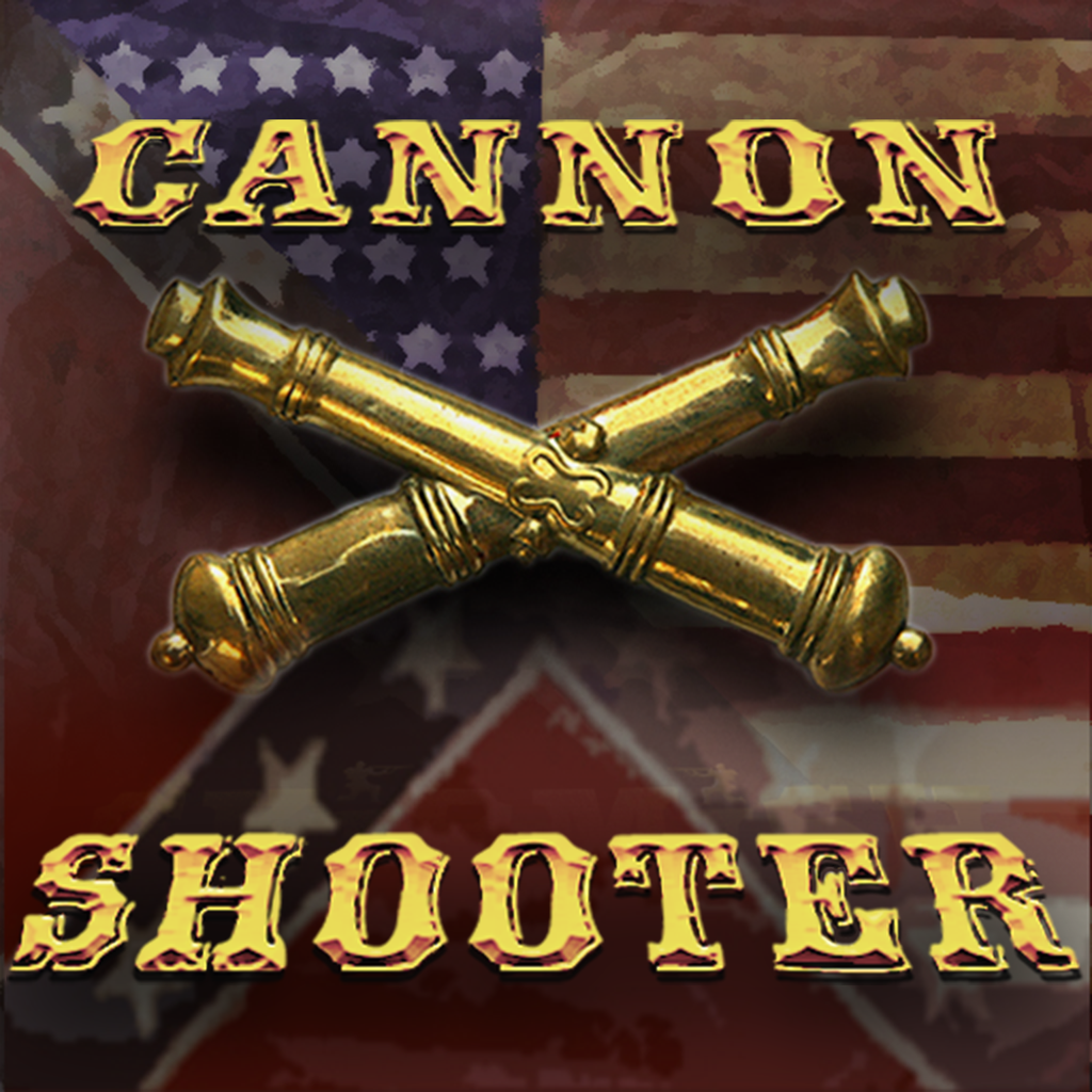 A American Civil War Cannon Shooter PRO